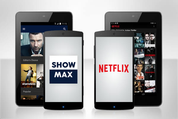 South Africa's Showmax starts competing with Netflix in Europe