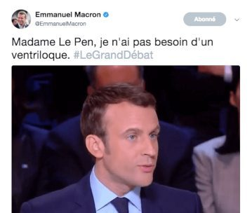 Yuzzitpro A Hidden Ace Card For Emmanuel Macron During The Presidential Campaign Yuzzitpro